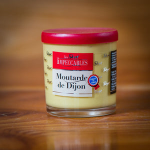 Dijon Mustard - On the Pigs Back