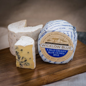 Wicklow Blue Brie 150g - On the Pigs Back