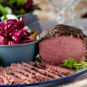 Jacks Cork Spiced Beef 100g sliced - On the Pigs Back