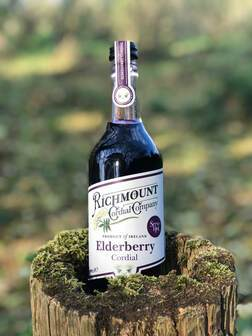 Richmount Elderberry Cordial