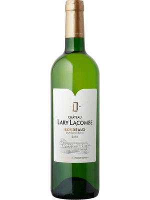 Château Lary Lacombe, Bordeaux Blanc - On the Pigs Back