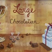 Lorge Chocolatier 100g Bar - Mixed Selection - On the Pigs Back