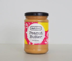 Nutshed Peanut Butter - On the Pigs Back