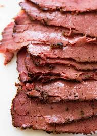 Pastrami Beef 100g sliced - On the Pigs Back