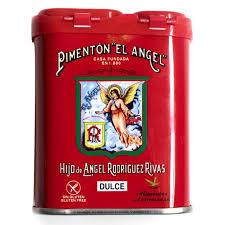 Pimenton Powder Dulce: Sweet Smoked Paprika