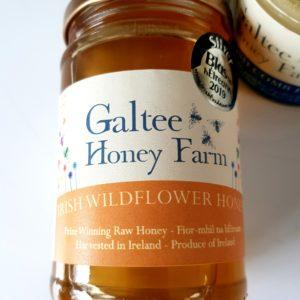 Raw Wildflower Honey - On the Pigs Back