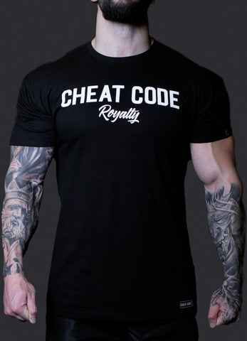 Cheat Code Royalty Fitness Tee
