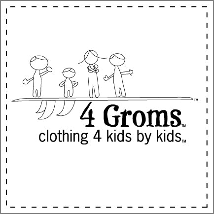 4 Groms - Salty Apparel for Kids - SaltyLegends