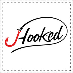 J Hooked - Fishing Apparel - SaltyLegends
