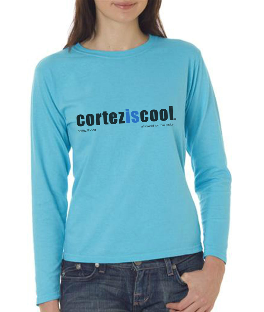 """Cortez is Cool"" Women's Tee"
