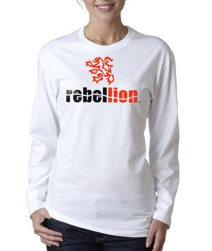"""Rebel Lion"" Women's Tee"