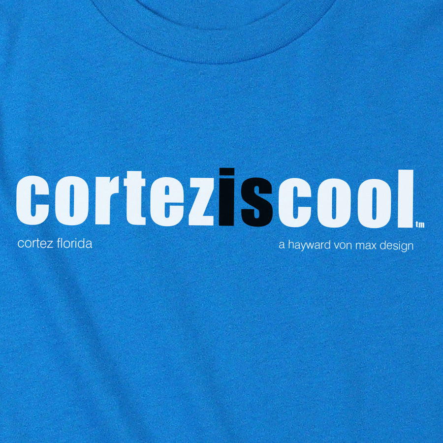 """Cortez Is Cool"" Youth Tee"
