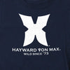 """Hayward Von Max '73"" Youth Tee"