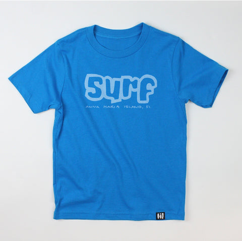 """Surf"" Youth Tee"