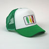 """Trifecta"" Patch Mesh Snapback"