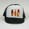 """Top 25"" Trifecta Mesh Snapback"