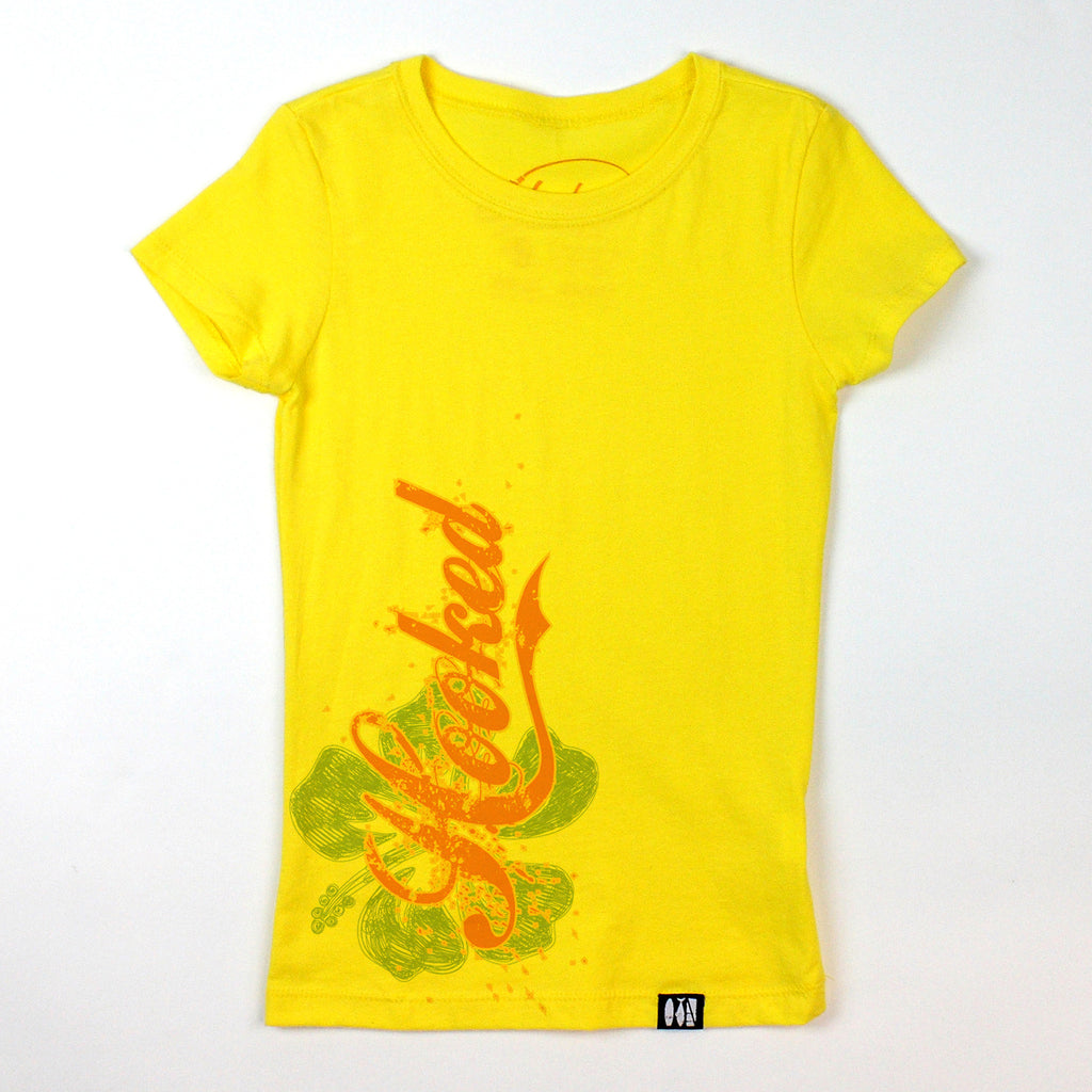 """Hibiscus Dream"" Girls' Tee"