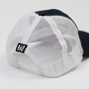 JHooked Classic Mesh Snapback - Navy