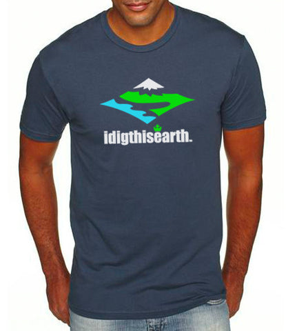 """I Dig this Earth"" Men's Tee"