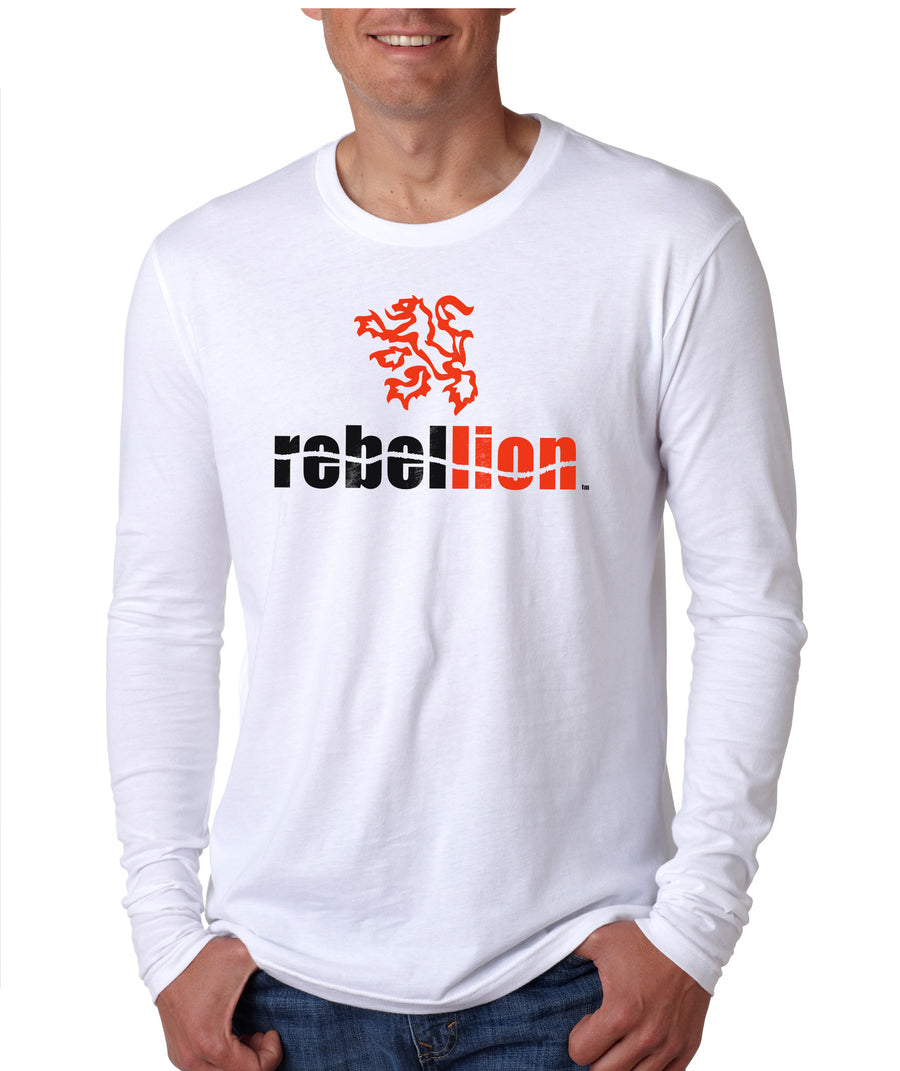 """Rebel Lion"" Men's Tee"