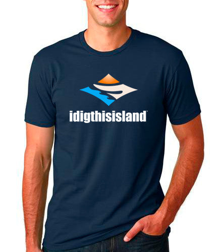 """I Dig this Island"" Men's Tee"