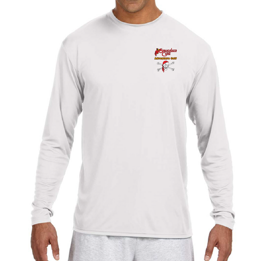 Smugglers Cove Adult DryFit Long Sleeve