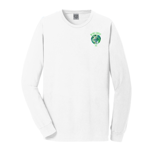 World Creation We Will Survive Ringspun Soft Cotton Long Sleeve Tee