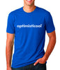 """optimisticool"" Men's Tee"