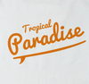"""Tropical Paradise"" Girls' Tee"