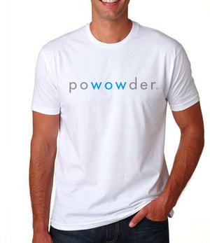 """poWOWder"" Men's Tee"