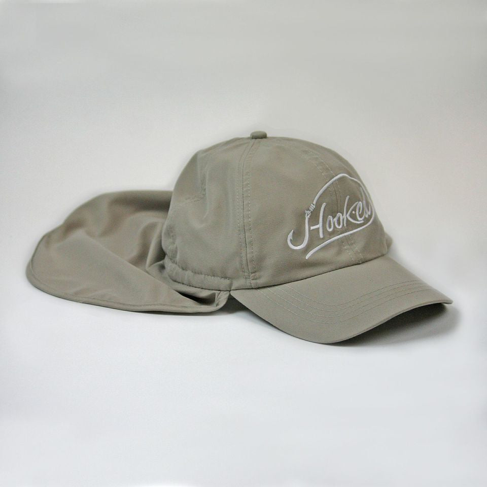 JHooked Sun Shade Hat