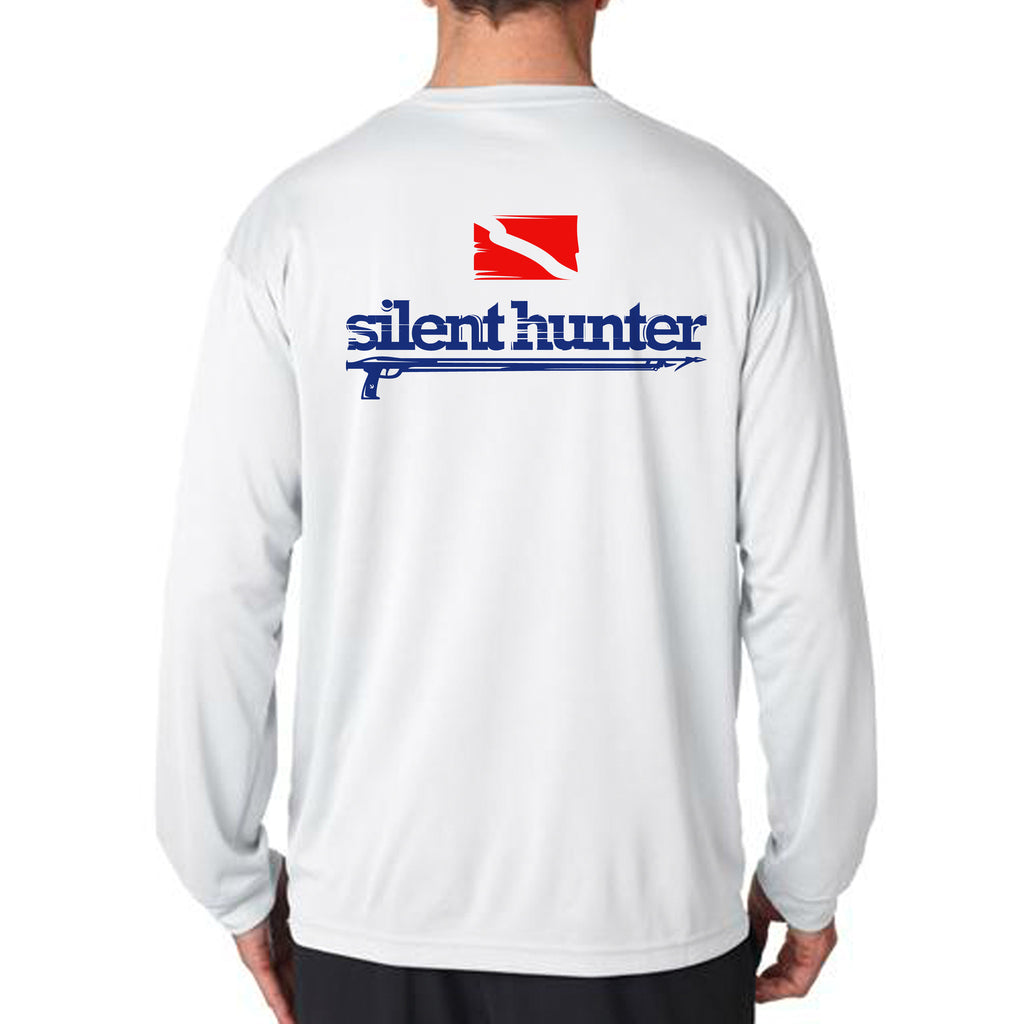 """Silent Hunter"" Dry-Fit Shirt"