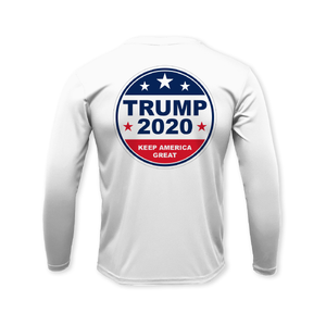 Trump Sprinkles - Mens Long Sleeve Performance Dryfit