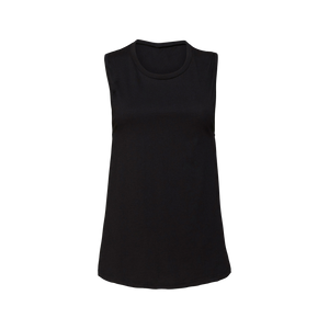Ladies' Jersey Muscle Tank