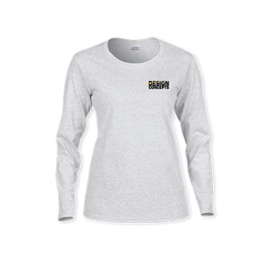 Design Concepts Classic Cotton Ladies Long Sleeve Tee