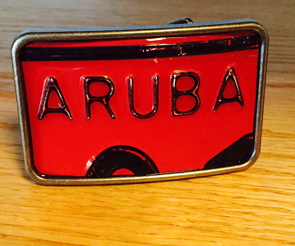 Aruba Black/Red