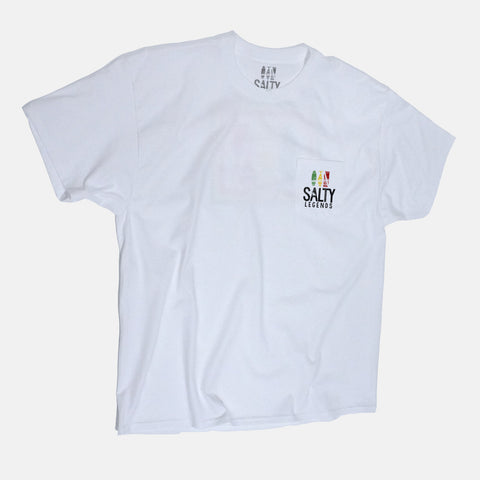 """Trifecta"" Short Sleeve Tee"