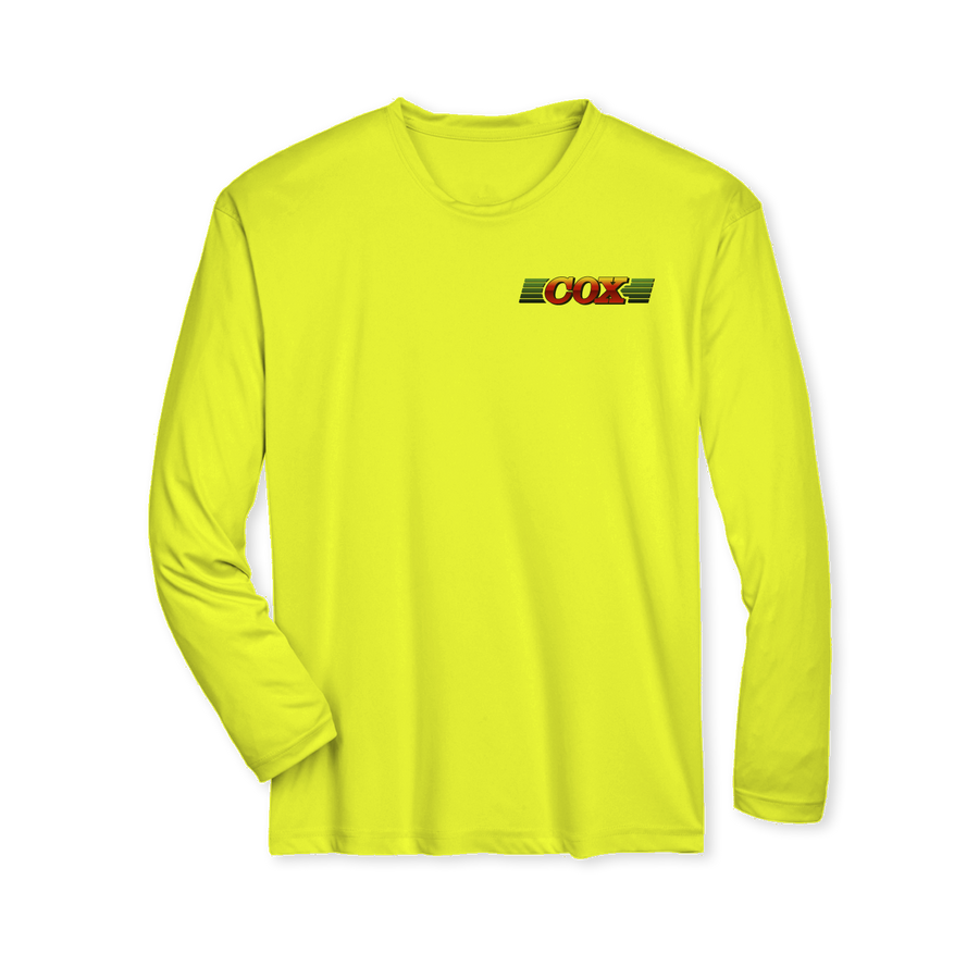 Cox Performance Youth Long Sleeve T-Shirt