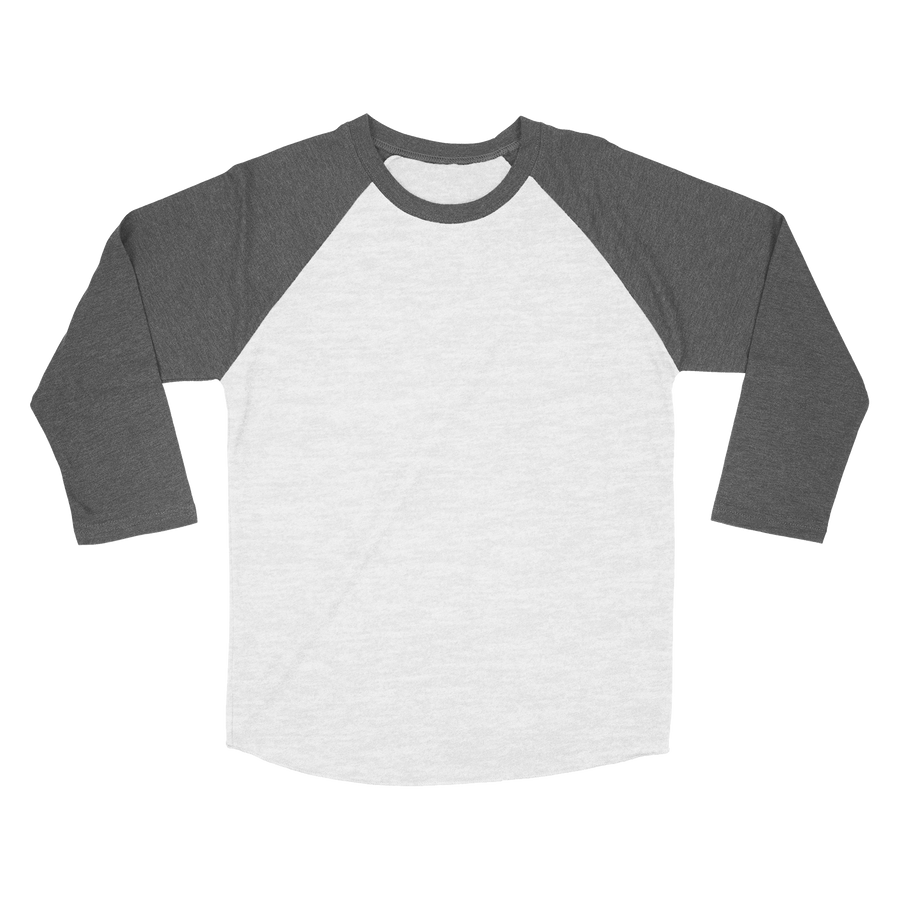Adult Triblend 3/4-Sleeve Raglan