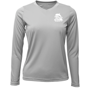 Women's Long Sleeve Dryfit - Day Drinker