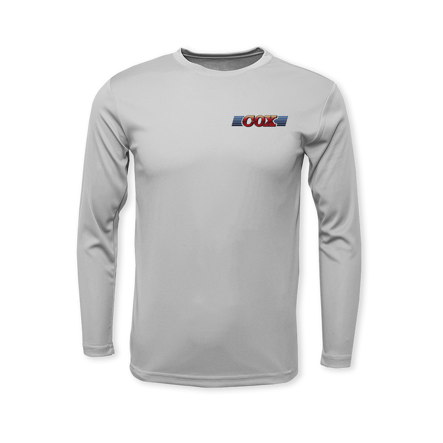 Cox Performance Long Sleeve T-Shirt