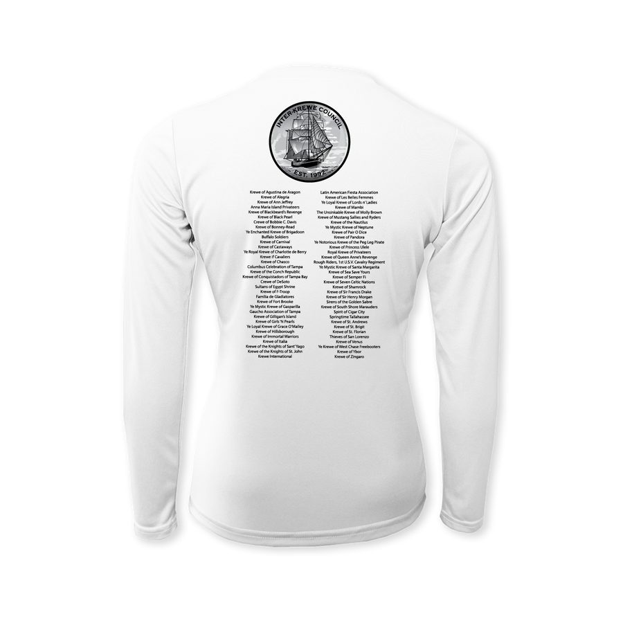 2020 InterKrewe Performance Ladies Long Sleeve T-Shirt