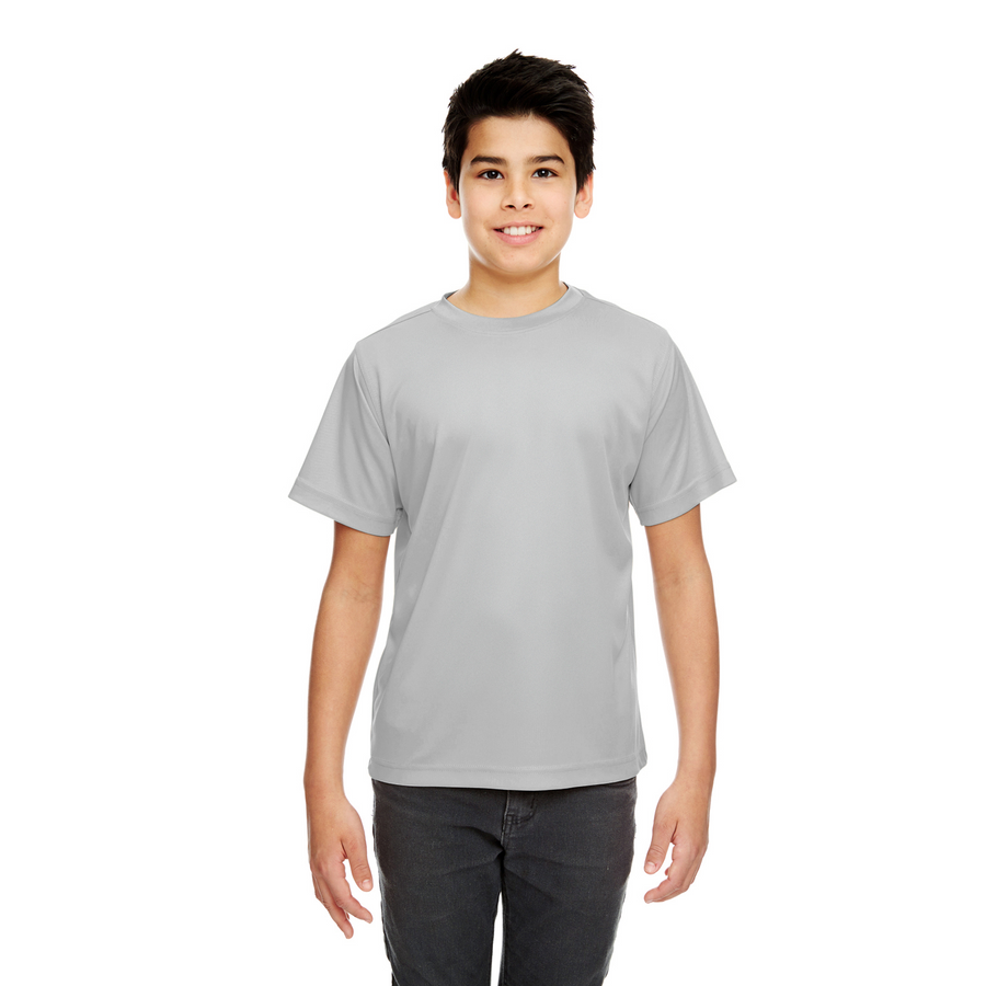Performance Youth Heather T-Shirt