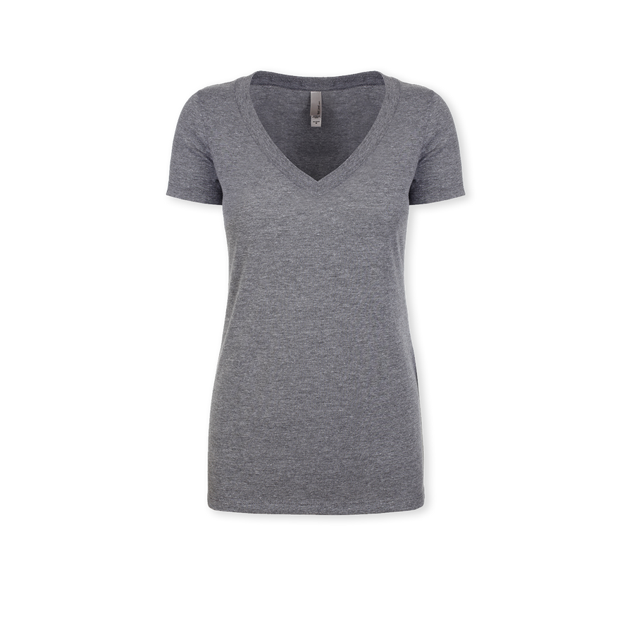 Nautilus Krewe Ladies Tri-Blend V-Neck Tee
