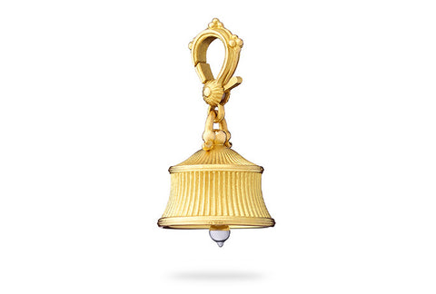 FLUTED MEDITATION BELL