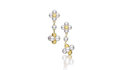 PEARL SEQUENCE DROP EARRING