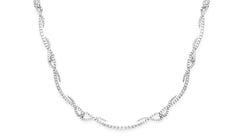 TRACUER DIAMOND NECKLACE