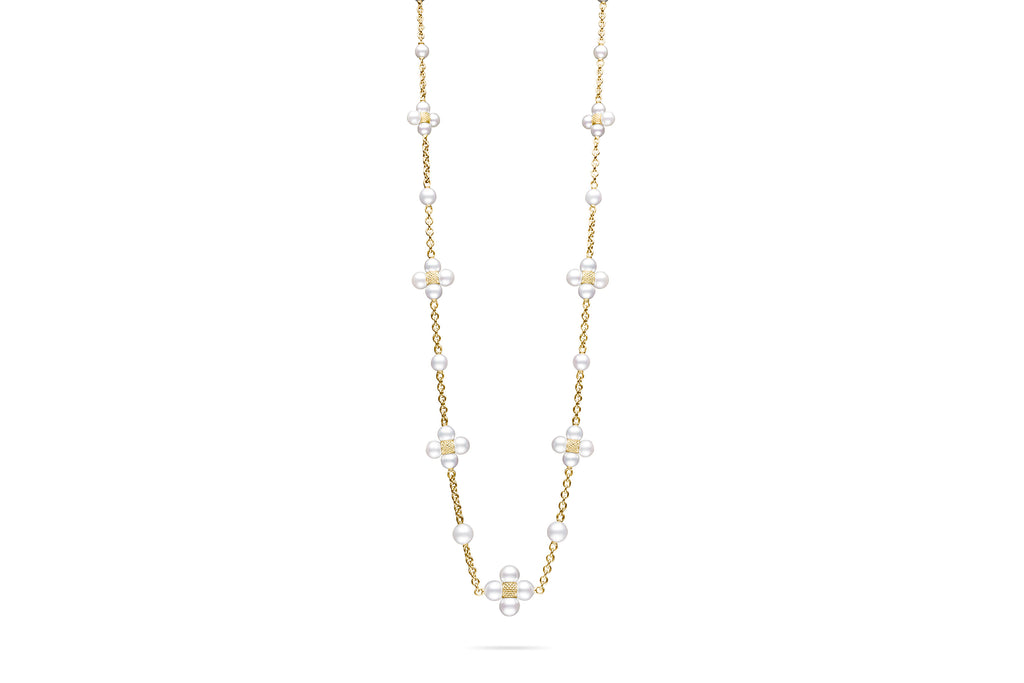PEARL SEQUENCE NECKLACE