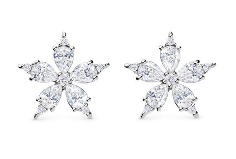 STELLANISE STUD EARRINGS SMALL