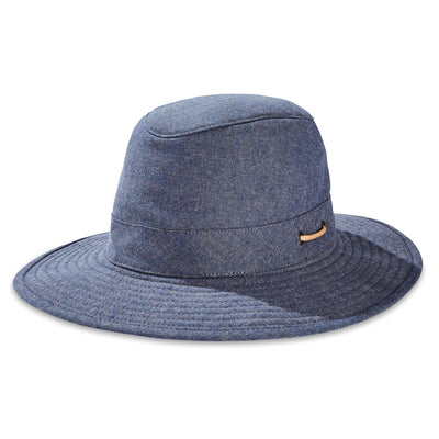 Tilley HT7001 Bellwood Hat in Denim Blue